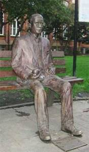 Turing Memorial in Manchester