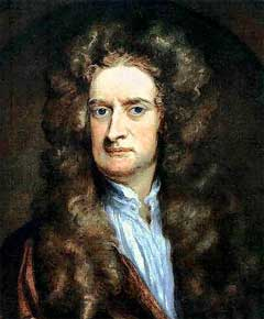 Isaac Newton(Wikimedia Commons)