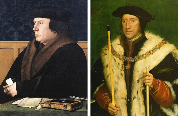Thomas Cromwell and the Duke of Norfolk